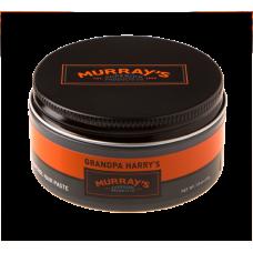 Grandpa Harry's Total Control Hair Paste, case of twelve (12) 1.8 oz jars