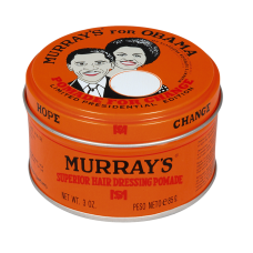 Murray's Original Pomade Special Edition Obama Can - Case of six (6) 3 oz. cans
