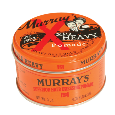 Murrays X-Tra Heavy, Case of six (6) 3 oz. cans