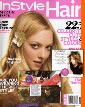 Style Hair cover, Spring 2010
