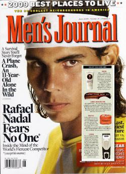 Men's Journal -June 09