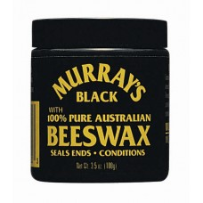 Murray's Black BEESWAX