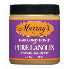 Hair Conditioner with PURE LANOLIN