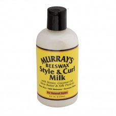 Murrays Beeswax Style and Curl Milk