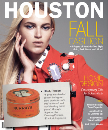 Houston Magazine 2012