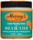 Hair Protector with SHEA BUTTER