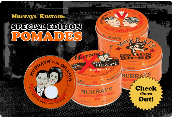 Murrays Kustom Special Edition Pomades